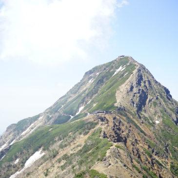 赤岳鉱泉焼肉温泉テン泊!南八ツ周回縦走してきました